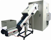 Start up lumps granulators Series 260 BR