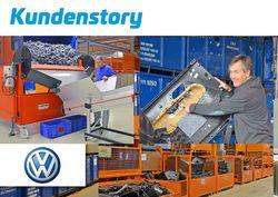 Kundenanwendungsbericht: Zu Gast bei Volkswagen