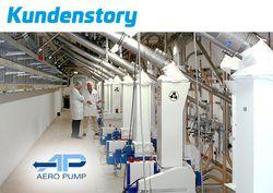 Kundenanwendungsbericht: Zu Gast bei Aero Pump