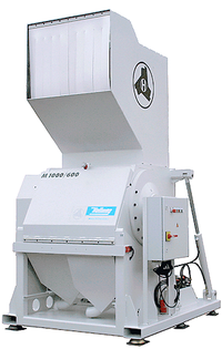 Central granulators - Series 600 - Mega granulator / crusher