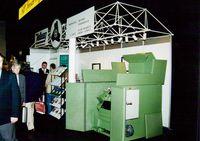 Hellweg Maschinenbau - Erster Messeauftritt K-Messe 1998