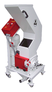 Slow running grinders - Series 250 - Slotter - slow cutter