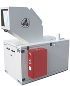 CD/DVD recycling Series BRS - CD/DVD blank grinder