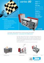 Laboratory mills Series 80