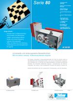 Labormühlen - Serie 80