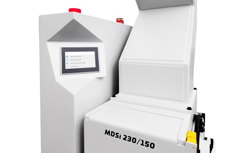 "GRANUmaster smart control Ecotec - 4,3"" Kunststoff Touch Display"