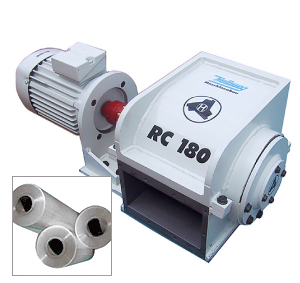Serie RC - Rohrschneider - Rohrcutter - In-Pipe cutter - Folien-Randstreifen zerkleinern