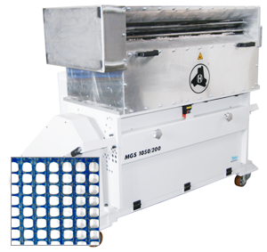 Series RST Thermoform in-line processing of film and thermoforming